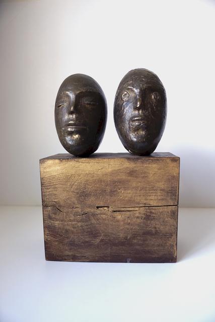 Mustafa Ali, 'Two Heads ', 2008, Artscoops