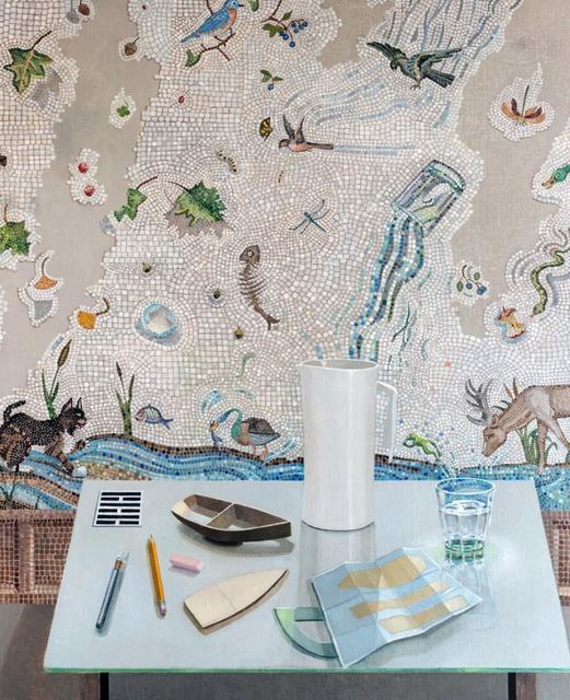 Barbara Kassel, 'The stream', 2018, Clark Gallery
