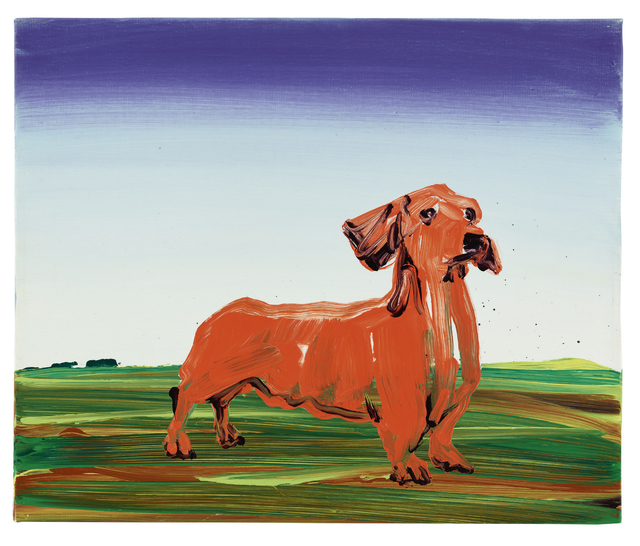 , 'Hund – Dackel,' 1999, Ludorff