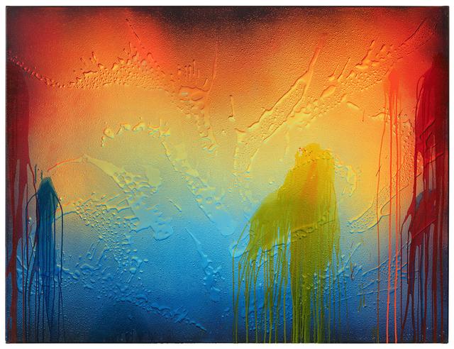 , 'transcend,' 2018, Ludorff