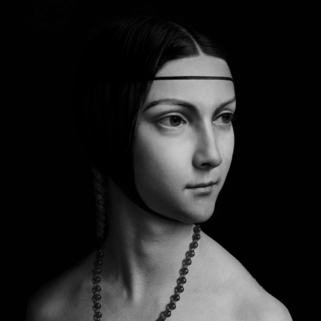 , 'Portrait of Unknown Woman,' 2016, Stieglitz19