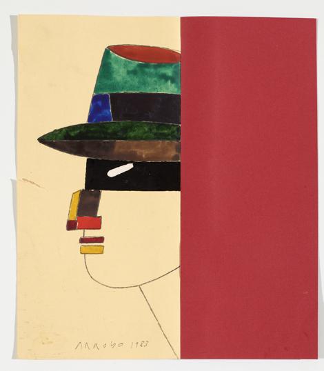 , 'Bürger - Citoyen 24,' 1983, Levy