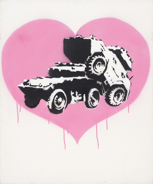 Banksy, 'Everytime I Make Love to you I Think of Someone Else', 2002, Phillips