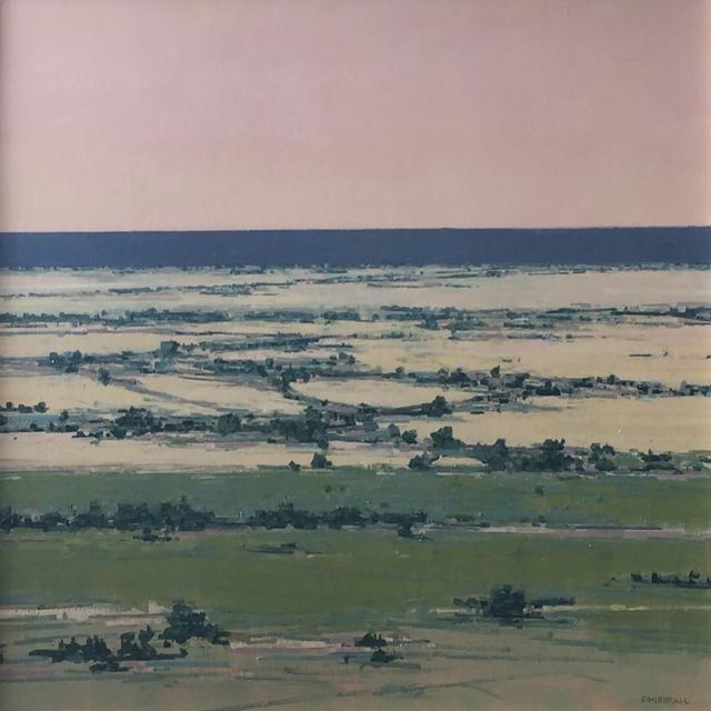 , 'Desert Geometry ,' 2019, Phillips Gallery