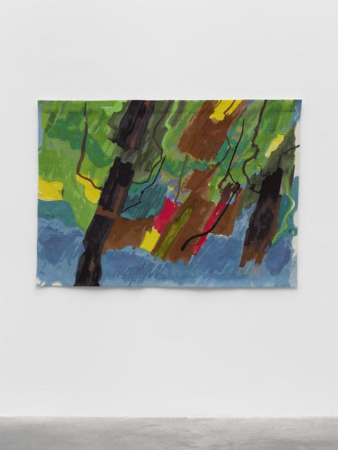 , 'Forêt,' 2019, White Cube