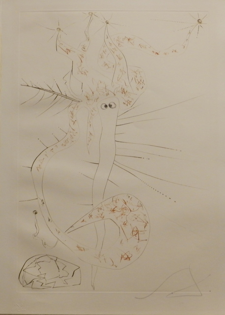 Salvador Dalí, 'Tristan et Iseult Mad Tristan', 1970, Fine Art Acquisitions
