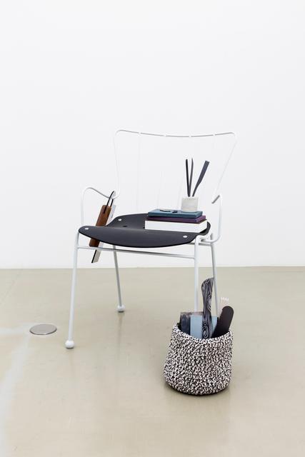 , 'Working, Thinking,' 2015, Yoshimi Arts