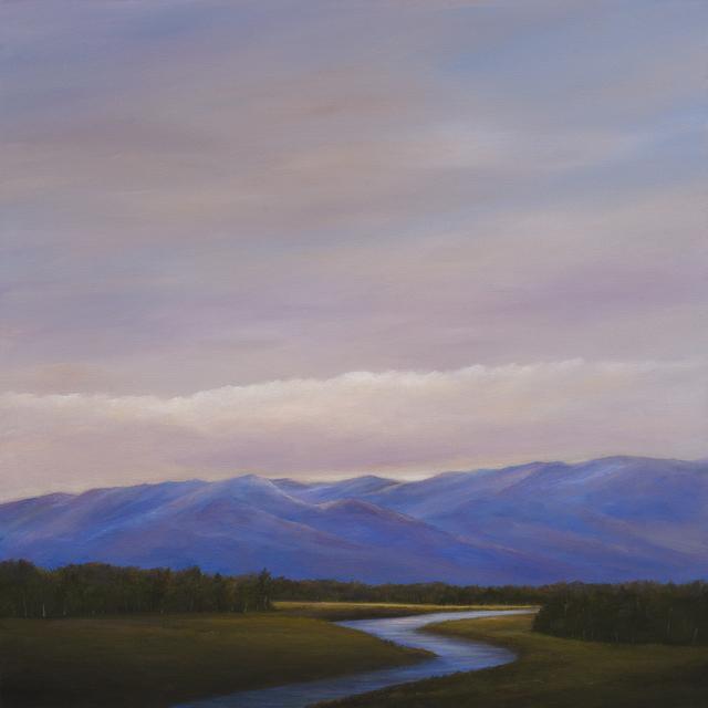 , 'Colorado River Valley,' 2016, Duane Reed Gallery