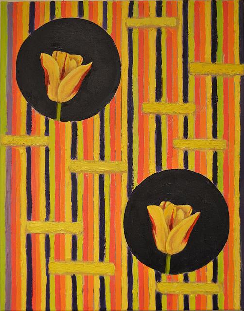 , 'Tulips,' 2014, Linda Warren Projects