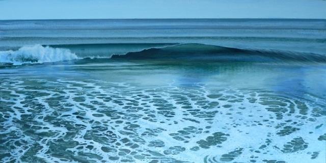 Patrick Kirwin, 'Ocean Waves', Painting, Oil on Panel, Zenith Gallery