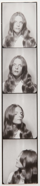 Andy Warhol, 'Sandy Brant (photobooth strip)', ca. 1967-1970, Hedges Projects