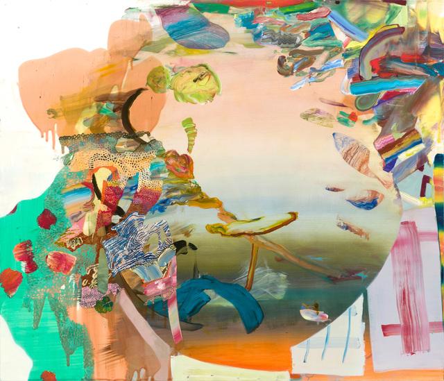 , 'Fishbowl,' 2016, Asya Geisberg Gallery