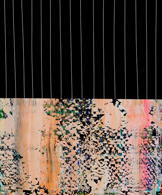 , 'Drag Stripe Purro,' 2016, Newzones