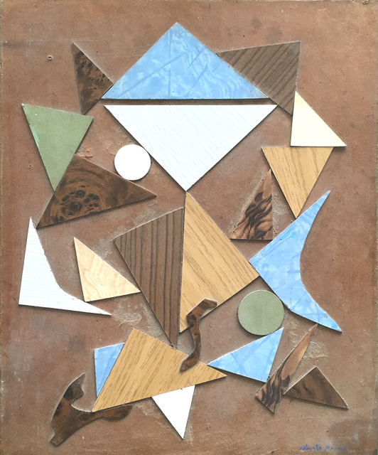 , 'Untitled,' 1957, AREVALO