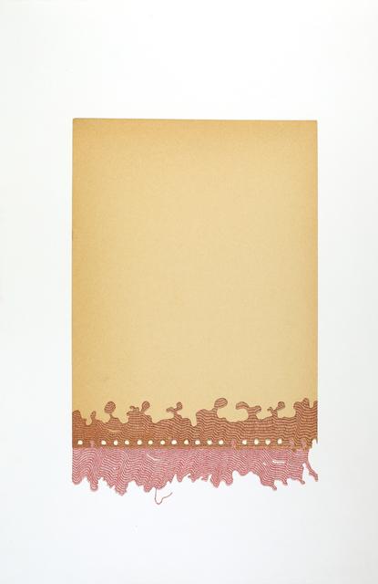 , 'Untitled,' 2018, Galerie Krinzinger