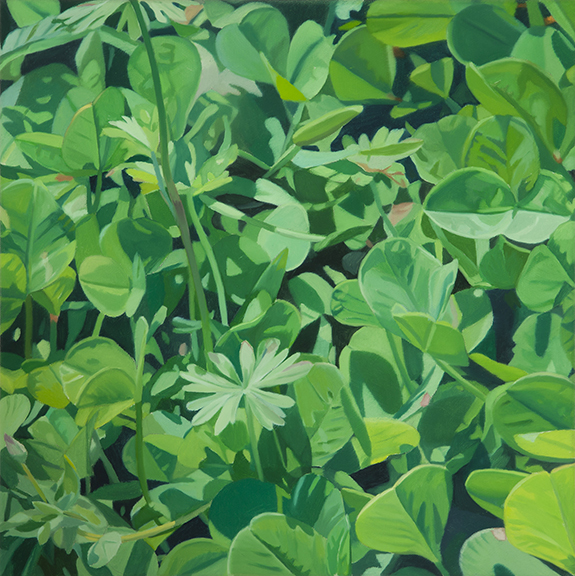 , 'Clover XIII,' 2018, David Lusk Gallery