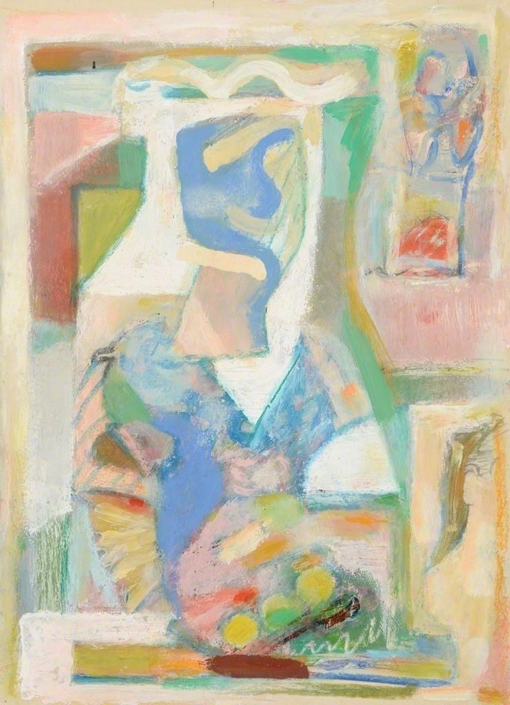 , 'L'atelier et le modèle,' 1953, Waterhouse & Dodd