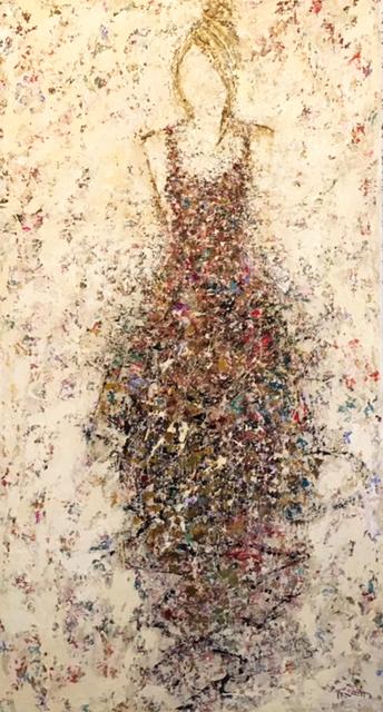 , 'Garnet,' , Beverly McNeil Gallery