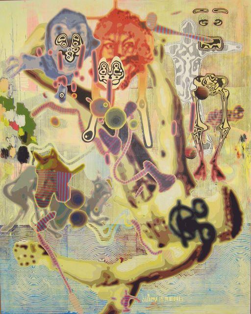, '11,11,11,' 2005, Galería Juana de Aizpuru