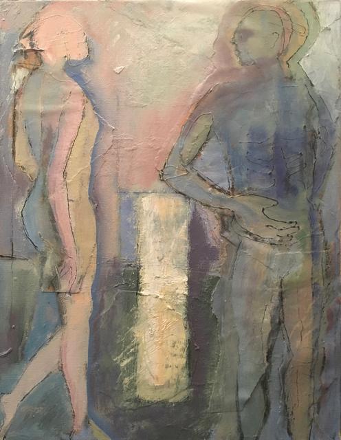 , 'Addressing for Dinner,' 2017, Galatea Fine Art
