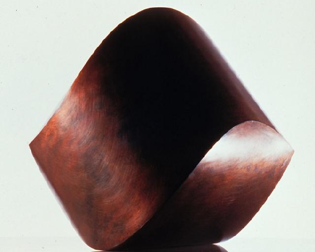 Chas Colburn, 'Tec Cap #16', Sculpture, Mild Steel, Zenith Gallery