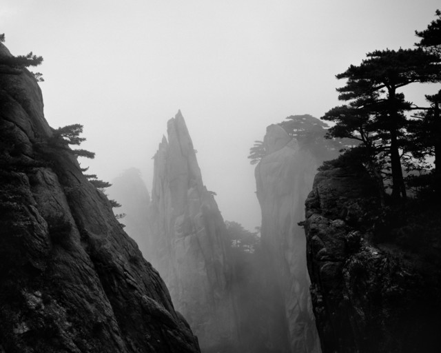 , 'Huangshan Summer 34,' 2015, MO-Industries
