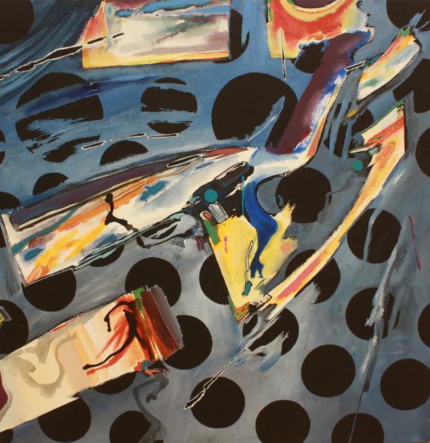 , 'Blue Wind (Attic Series),' 21st Century, Madrona Gallery