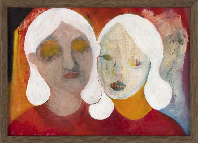 , 'Mother and daughter,' 2018, Monica De Cardenas