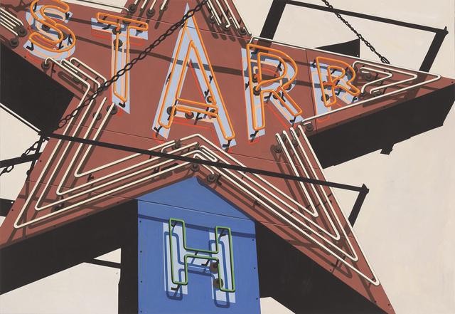 , 'Starr,' 1988, Ameringer | McEnery | Yohe