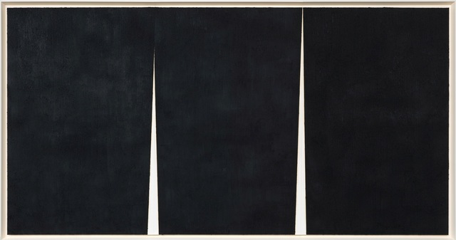 , 'Double Rift #2,' 2011, Gagosian