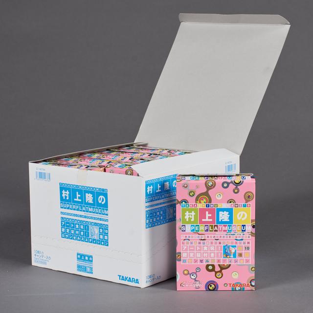 Takashi Murakami, 'Superflat Museum Set, Los Angeles Edition', 2005, Other, Set of ten PVC plastic figures, Doyle