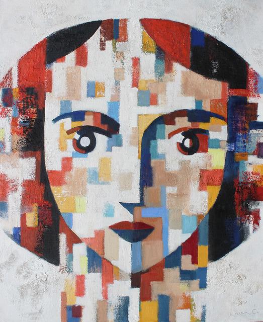 , 'La mirada,' , GALERIA JORDI BARNADAS