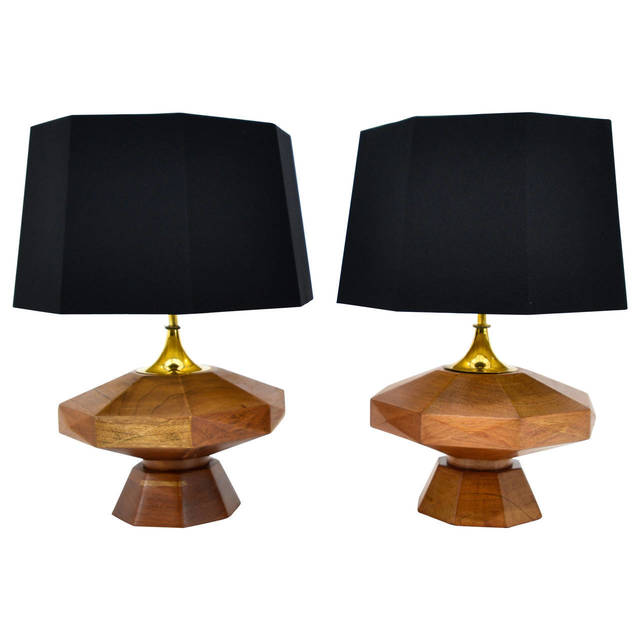 , 'Arturo Pani Pair of Table Lamps,' ca. 1950, Parada 54