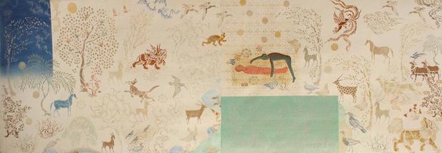 , 'Majnun 3,' 2014, Gallery Espace