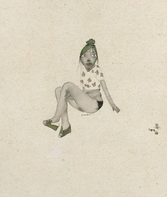 , 'Qiu Qiu,' 2009, Tang Contemporary Art
