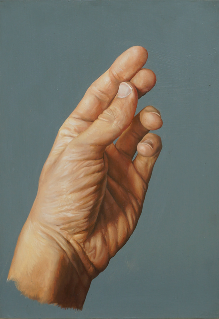 Daevid Anderson, 'Hand Study #2', 2014, Abend Gallery