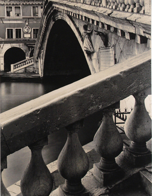 , 'Rialto Bridge, Venice,' 1995, Weston Gallery
