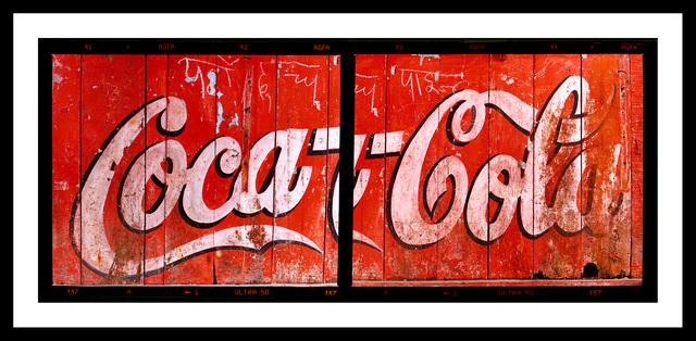 , 'Indian Coca-Cola,' 2013, Bleach Box