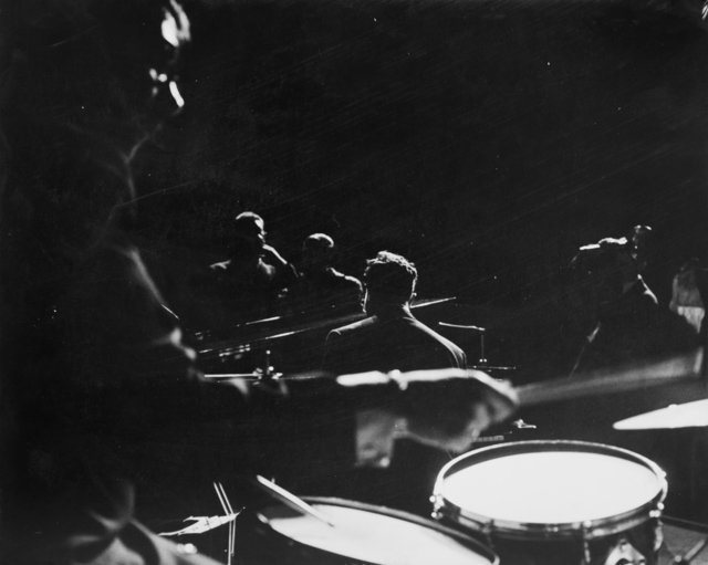Terence Donovan, 'Dave Brubeck and the Modern Jazz Quartet, London, 20 March 1959', 1959, Huxley-Parlour