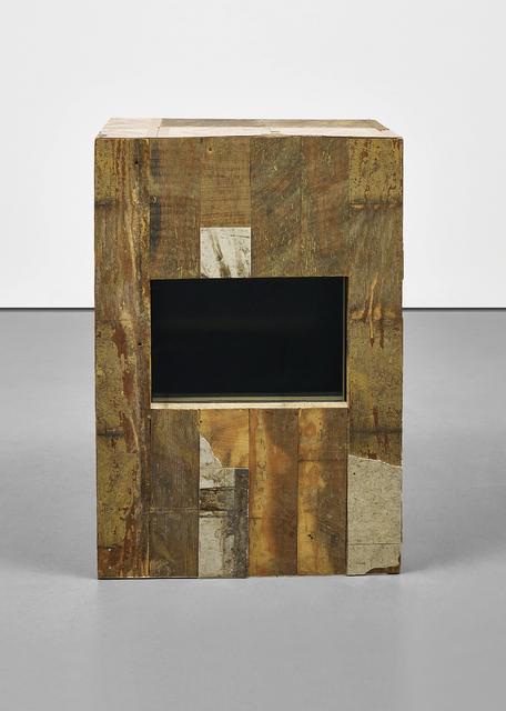 Theaster Gates, 'Black Box II', 2011, Phillips