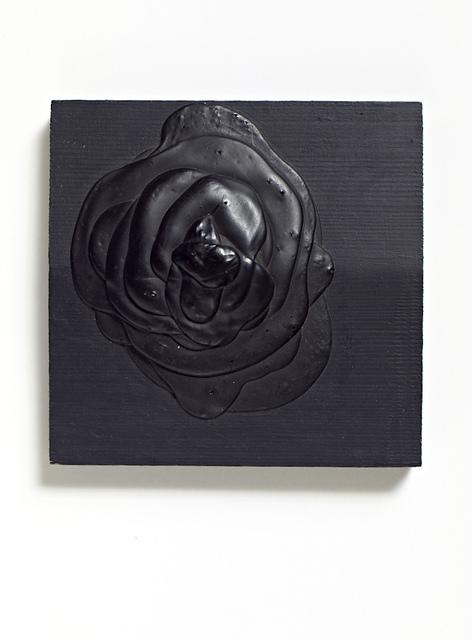 , 'Schwarze Rose,' 1969, LEVY Galerie