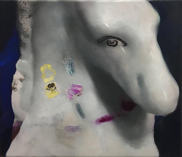 , 'Night Mare,' 2017, Galerie Antoine Ertaskiran