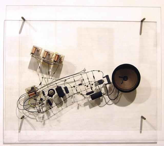 Peter Vogel, 'Senza Titolo', 1972, Valmore Studio d'Arte