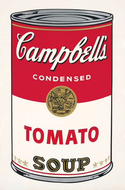 Andy Warhol, 'Tomato Soup, from Campbell's Soup I', 1968, Phillips