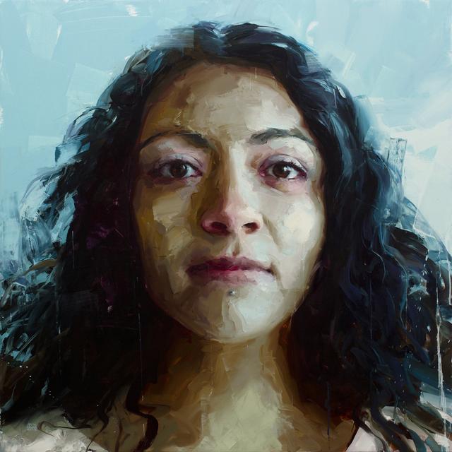 , 'Ana Hernandez,' 2018, LeMieux Galleries