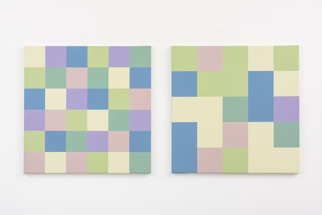 , 'Kleurverhouding ,' 2015, andriesse eyck galerie