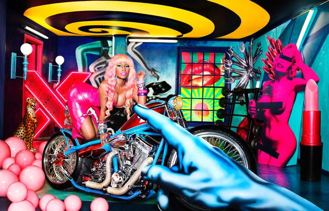 , 'Nicki Minaj: Superbass,' 2011, Staley-Wise Gallery