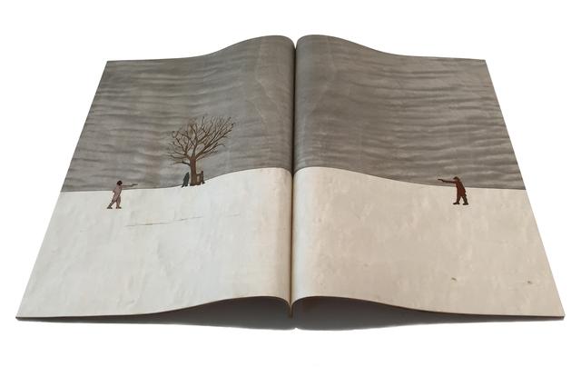 , 'Los Duelistas,' 2016, Galeria Oscar Cruz