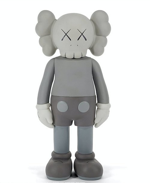 KAWS, '5YL COMPANION GREY', 2004, Dope! Gallery