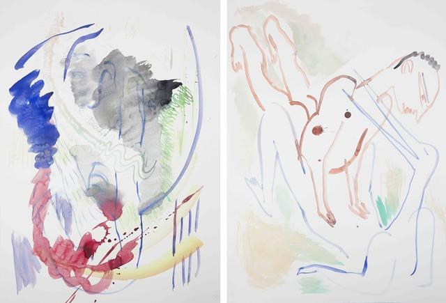 ", 'Untitled  (""Tropics of Love"" series),' 2015, kamel mennour"